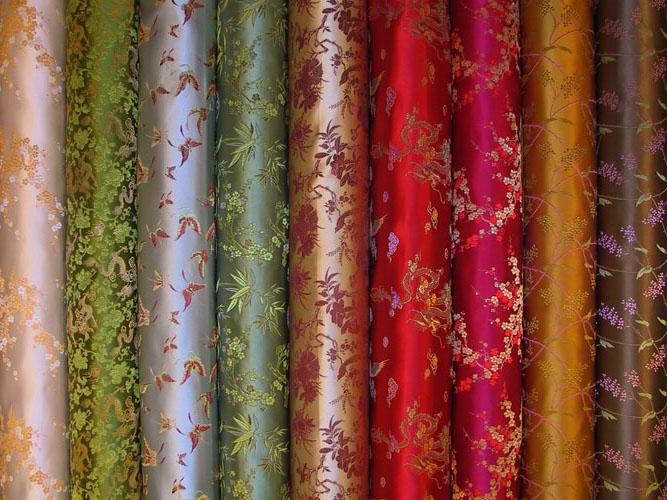Mc Lennanu0026#39;s Pure Silk Amsterdam : zijde stoffen
